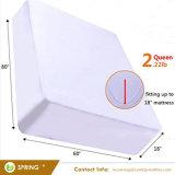 Tessuto liscio Premium laminato con la fodera per materassi impermeabile del PVC