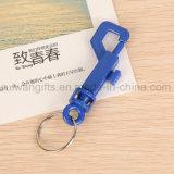 Пластичный крюк Keychain p, держатель p ключевой, пластичный крюк Keychain с формой p
