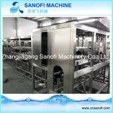 Ligne de flottaison liquide pure de machine de remplissage de bouteilles à échelle réduite d'acier inoxydable