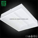 Alta lámpara cuadrada del techo de la luz del panel del brillo SMD LED de Colshine con el certificado de la UL