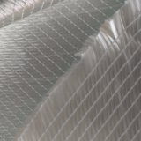 編まれた二重バイアス(+45/-45のDeg。) ファブリック、ガラス繊維