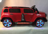 Conduite électrique de jouet de gosses sur le véhicule avec 4 portées
