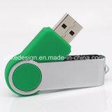 La pluma de encargo USB2.0 conduce mecanismos impulsores plásticos del flash del USB 1GB-64GB