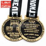 Caliente de Venta Directa de Fábrica de recuerdos personalizada Premio Medalla de Marcial
