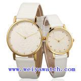 한 쌍 (WY-1074GB)를 위한 승진 시계 유행 시계 형식 시계