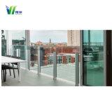 Balkon-Glaspanel-Balustrade, Balkon-Geländer-Entwurfs-Sicherheitsglas
