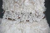 بيع بالجملة صنع وفقا لطلب الزّبون ينظم [سقوين] شريط [هندسون] زفافيّ ثوب [ودّينغ غون]
