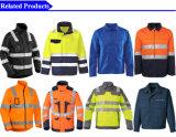 Vestuário de segurança de trabalho industriais jaqueta de trabalho de segurança