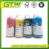 Sublimation encre de bonne qualité avec 4, 6 couleurs pour le transfert