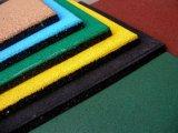 Gummi-EPDM Bodenbelag-Matte der preiswerten mit hoher SchreibdichteCrossfit Gymnastik-für Verkauf