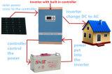 5KW off Grid 48VDC para 220VAC Inversor de Energia Solar híbrido com Controlador de carga incorporado