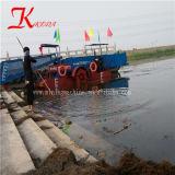 Keda kleiner Typ Wasser-Hyazinthe, die Maschine montiert