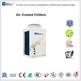 (Mini) refrigeratore di acqua raffreddato aria con acqua calda per uso domestico