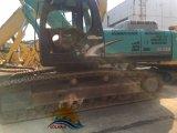 Usada Kobelco SK350-8 escavadora de rastos Komatsu 35ton Escavadoras
