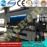 Гибочная машина тормоза давления CNC металлического листа Wc67y гидровлическая
