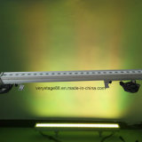 24X10W RGBW Quad de iluminación LED bañador de pared