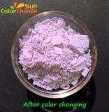 Pigmento fotocromico Rosa-Viola per l'applicazione dell'ombrello