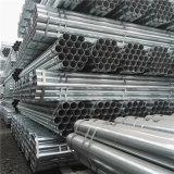 O material de construção BS1387 ASTM A53 Schedule 40 Tubo Galvanizado Fornecedor