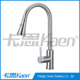 Les robinets de cuisine choisissent le traitement avec abaissent le nickel balayé par pulvérisateur