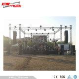 Afficher Truss stand stand de treillis en aluminium pour des performances de plein air