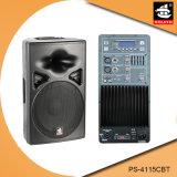 15 Zoll PROaktiver Plastiklautsprecher PS-4115cbt USB-180W Ableiter-FM Bluetooth