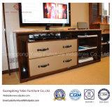 La mobilia di lusso su ordinazione della camera da letto dell'hotel ha impostato con la doppia base (YB-809)