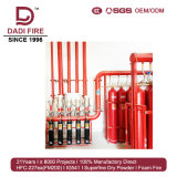 extintor de incêndio do gás do sistema de supressão do incêndio do gás da mistura de 90L Ig541