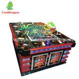 대양 임금 2/3마리의 낚시질 게임 기계 슬롯 게임 기계 아케이드 물고기 사냥꾼 게임 기계