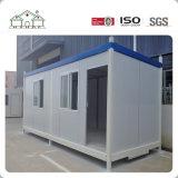 Directorio de Proveedores de la fábrica de paneles sándwich de la casa de la cabina de contenedores modulares prefabricados