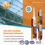Sigillante adesivo del silicone superiore del certificato per la piastrina di alluminio strutturale