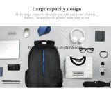 Zehui -15.6人のインチのラップトップのバックパックのコンピュータ袋人の女性のバックパック袋