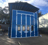 Cabine de pulverizador da pintura do barramento do caminhão Wld15000 com bom preço
