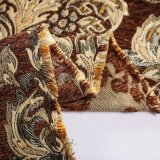 Tessuto di Chenille del jacquard del rifornimento della fabbrica per il sofà e la mobilia