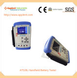 Het Handbediende Meetapparaat van uitstekende kwaliteit van de Batterij (AT528L)