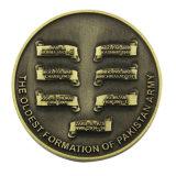 最上質の習慣第2か3D金属の挑戦Antiquの硬貨