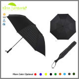 Hot Salt Good Quality Open Car 2 Fold Umbrella