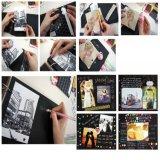 DIY Retro Foto Álbum de fotos, recuerdos de viajes Album de fotos