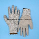 Guanti resistenti del lavoro di sicurezza dei guanti del taglio comodo per il taglio ed affettare