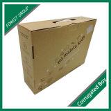 De op zwaar werk berekende GolfDoos van de Verpakking met Venster