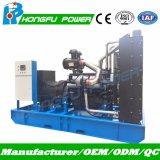 205kVA si aprono/silenzioso/potere/Genset elettrico/diesel con il motore Sc7h250d2/185kw di Shangchai