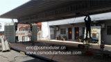 Duik het Huis van de Container, het Uitzetbare Huis van de Container, de Staaf van de Winkel Moduar op