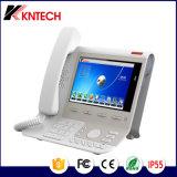 Telefono di SIP del telefono del citofono dell'hotel del telefono di VoIP VoIP