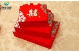 Коробка печатание изготовленный на заказ Handmade подарка розницы благосклонности венчания конфетной бумаги ювелирных изделий мыла упаковывая