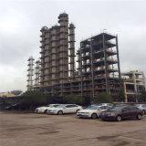 Joint silicone adhérent construction mur rideau en alliage aluminium Verre Structurel