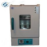 Laboratório de aquecimento de precisão pequeno forno de secagem a vácuo