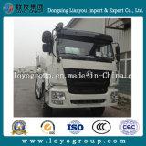 10cubic 구체 믹서 트럭 수용량 시멘트 믹서 트럭을%s 가진 Hohan 6X4