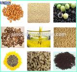 Peanut Press fría máquina de aceite de sésamo de linaza, Aceite de Coco expeller