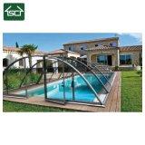 Telhado de alumínio da associação do cerco da piscina do Pergola para a proteção