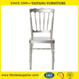 Стул стула трактира стула Наполеон венчания стула металла алюминиевый обедая Stackable
