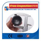 Estremità della protezione degli accessori per tubi dell'acciaio al carbonio A234 Wpb per il tubo